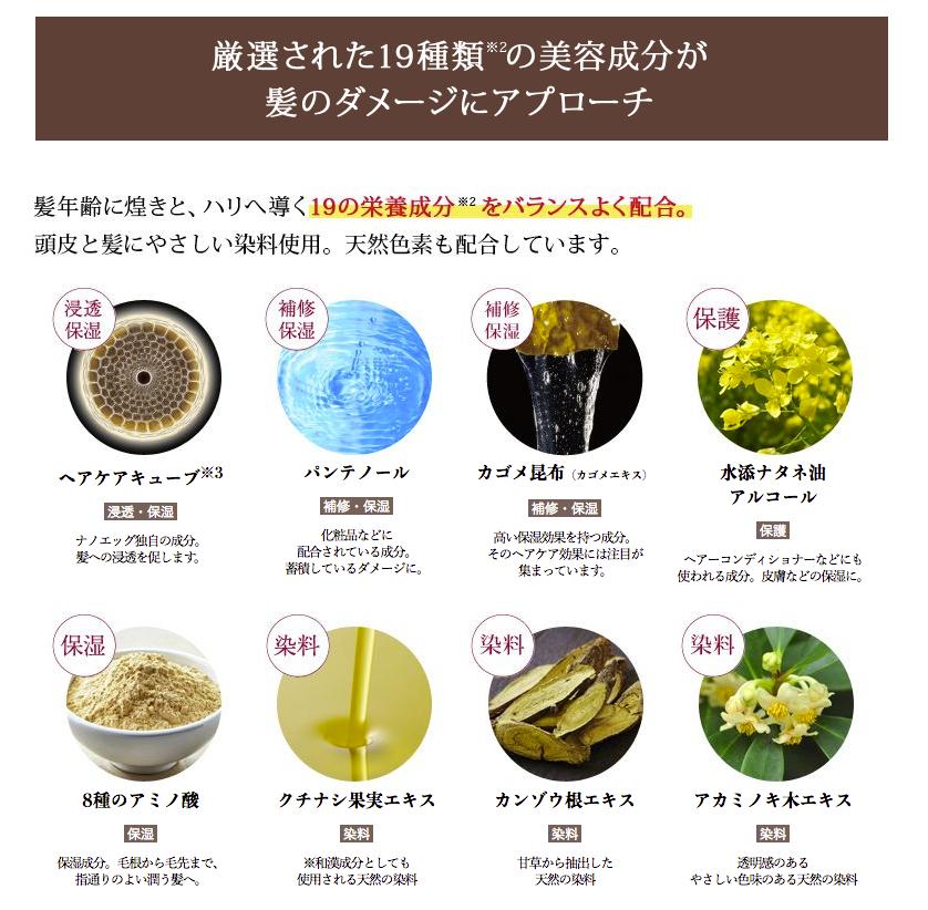 キラリの美容成分19種